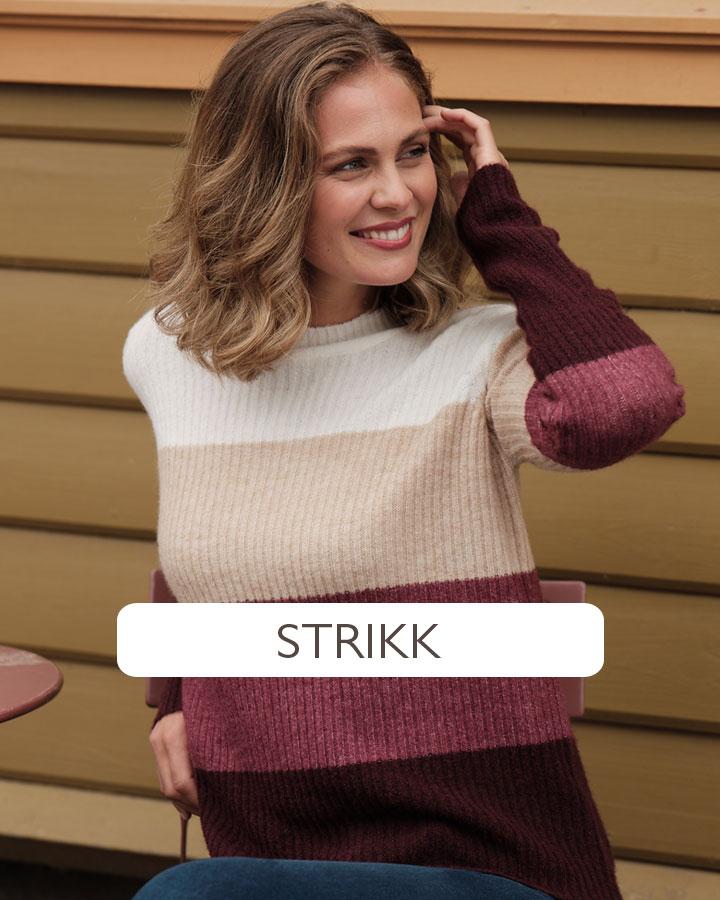Knapp til strikkeplagg, strikkegensere og strikke cardigans